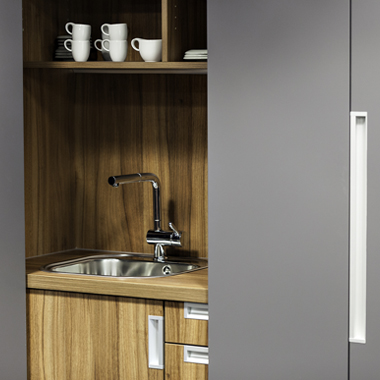 kitchenette coffee corner mobilier