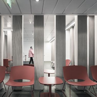 Mobilier de bureau, création d'espaces de bureaux, aménagement