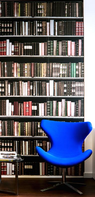 vue bibliothèque