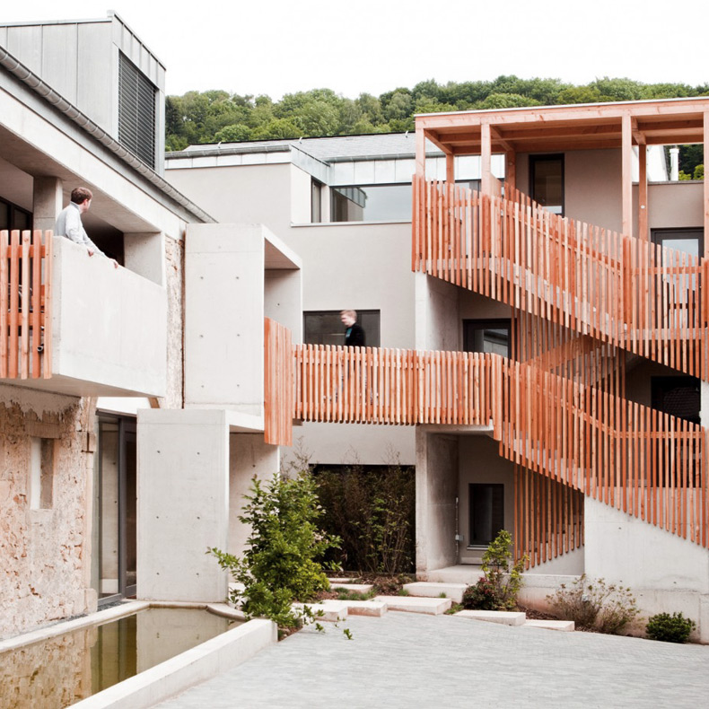 Architecte d'intérieur et architecte coopèrent : Lili's garden