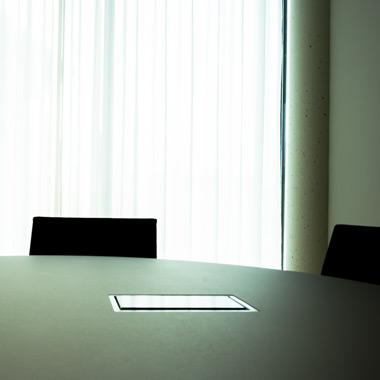 boitier connectique - aménagement de bureaux