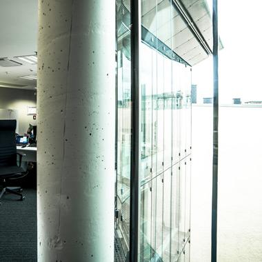 bureau à ambiance moderne