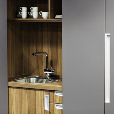 kitchenette coffee corner mobilier
