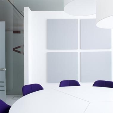 Clifford chance - mobilier contemporain, salle de réunion