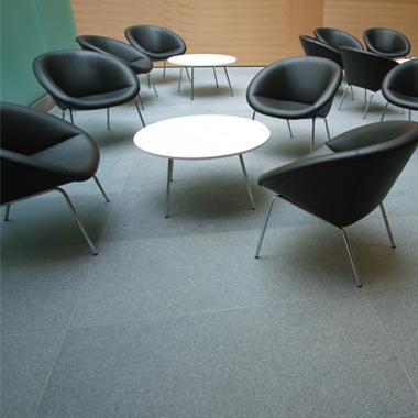 Chambre de commerce - salle commune