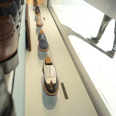 City Shoes - vitrine