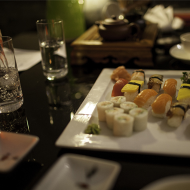 Cha Zen Food - Sushis