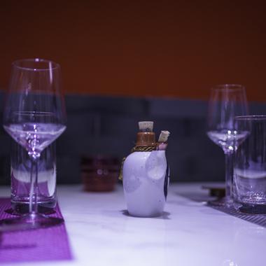 Cha Zen Food - table dressée