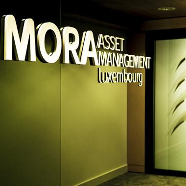 Logo Mora Asset Management Luxembourg