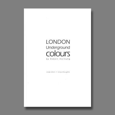 London Underground Colors